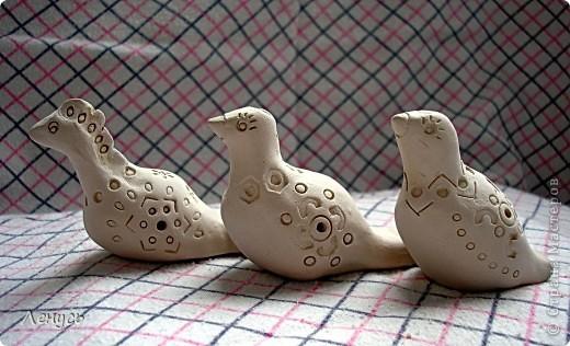 В отличии от первых свистулек-эти меньшего размера и наконец-то звонко свистят! фото 3