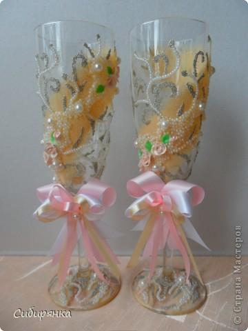 Свадебный набор.  фото 7