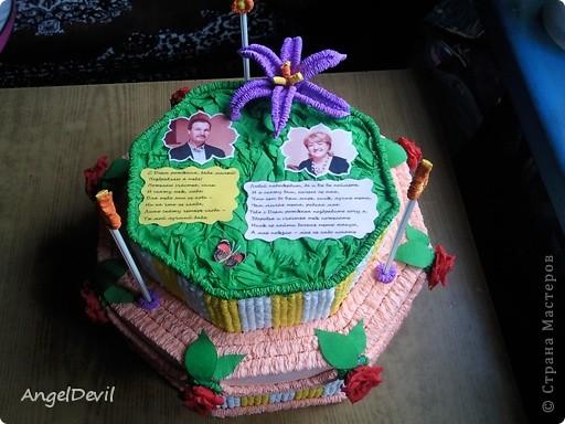 Тортик на день рождения фото 2