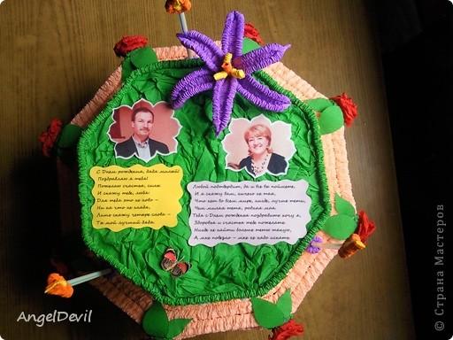 Тортик на день рождения фото 3