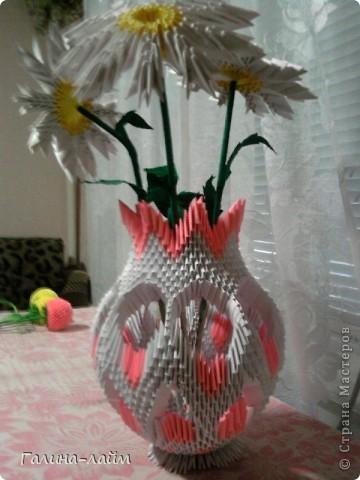 Теперь и уменя есть такая оригинальная ваза фото 2