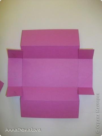 Вот такую открыточку коробочку я сделала по просьбе мастериц. В этот раз она получилась как раз по размеру карточки АТС. фото 11