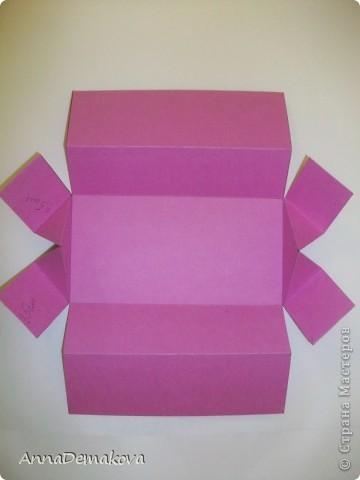 Вот такую открыточку коробочку я сделала по просьбе мастериц. В этот раз она получилась как раз по размеру карточки АТС. фото 12