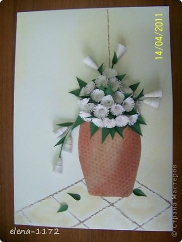 1. Очень понравились цветочки у Дватаи.  фото 3