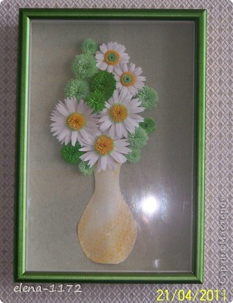 1. Очень понравились цветочки у Дватаи.  фото 7