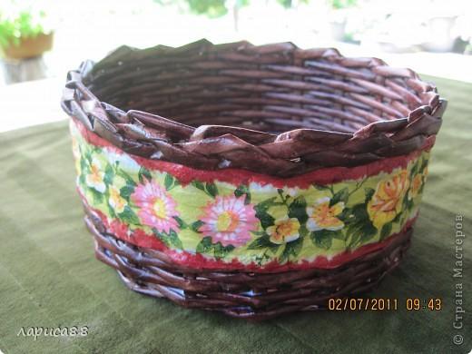 Соскучилась за плетением.  фото 1