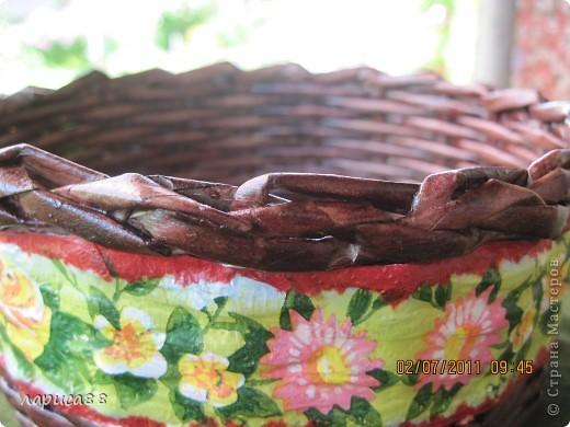 Соскучилась за плетением.  фото 3