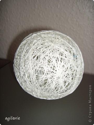 Вот  такой у меня шарик! фото 1