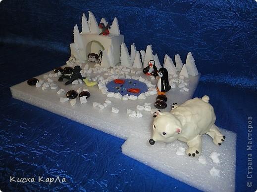 У Вас тоже жуткая жара ? И у нас... Хочу на Север, на льдину !!! фото 2