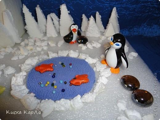 У Вас тоже жуткая жара ? И у нас... Хочу на Север, на льдину !!! фото 5