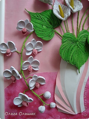 Добрый день жители СМ!На этот раз на белый свет появился дуэт: каллы и орхидей. фото 8