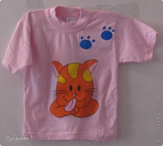 Вот такой котейка для Катюши получился по заказу ее мамы))) фото 1