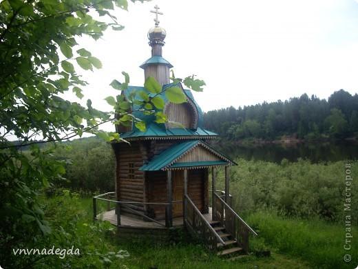 Наш красавец храм в честь св.прп.Варнавы Ветлужского. фото 16