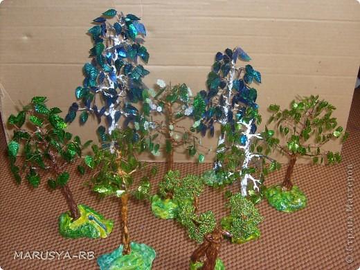 В бисерном лесу фото 1