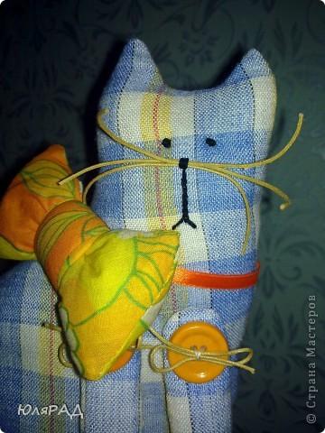 А это мой первый котик))) фото 3