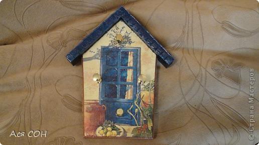 Теперь у меня дома есть такая ключница! фото 1