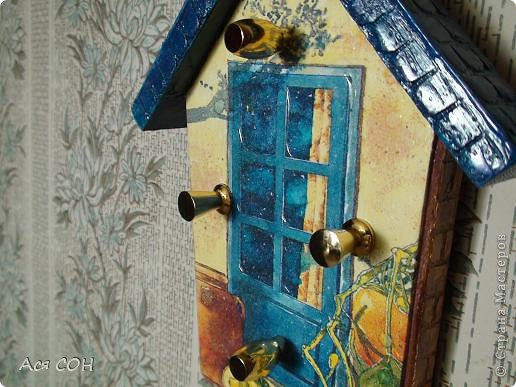 Теперь у меня дома есть такая ключница! фото 4