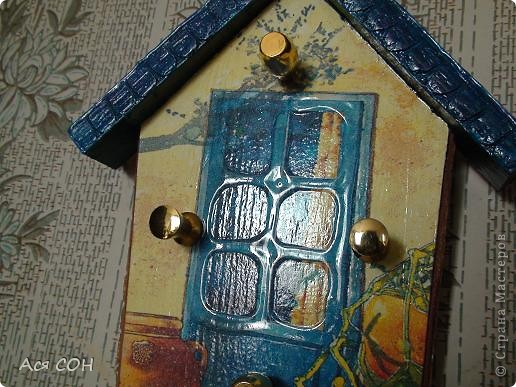 Теперь у меня дома есть такая ключница! фото 5