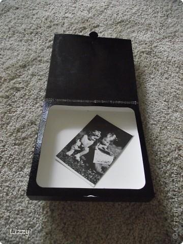 Коробка из-под конфет Комильфо, распечатка фото 3