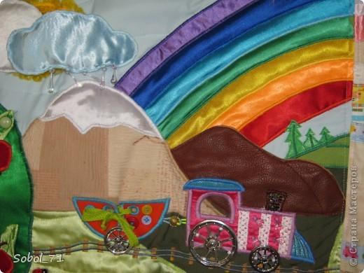 Подробнее про один из ковриков http://stranamasterov.ru/node/210578  Этот коврик был сделан в подарок на 1-й день рождения племяннице фото 7