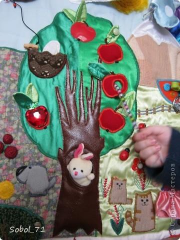 Подробнее про один из ковриков http://stranamasterov.ru/node/210578  Этот коврик был сделан в подарок на 1-й день рождения племяннице фото 4