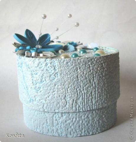 Голубые цветы фото 2