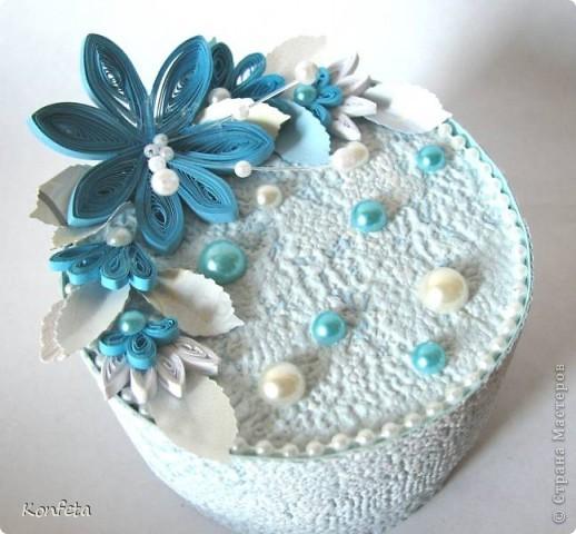 Голубые цветы фото 1