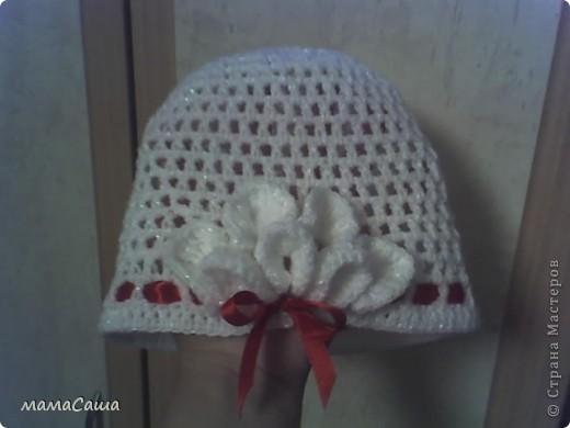 Еще шапочка фото 1