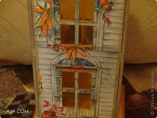 Вот тоже построила себе домик для чайных пакетиков фото 3