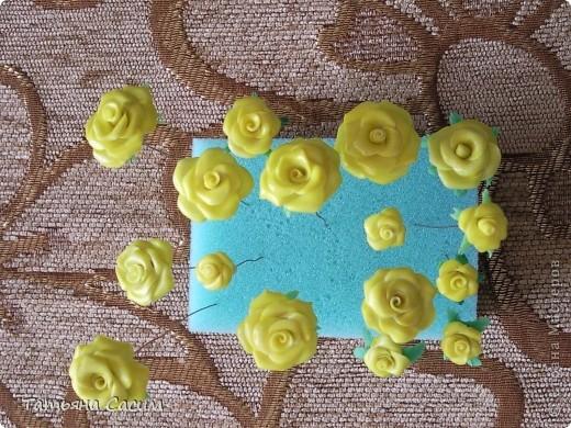 Красила сам фарфор китайской гуашью. фото 3