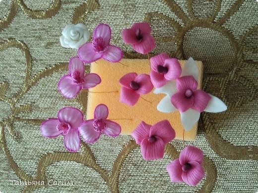 Красила сам фарфор китайской гуашью. фото 2