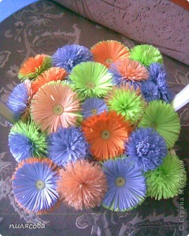 Эти цветы моя дочь подарила любимой учительнице фото 2