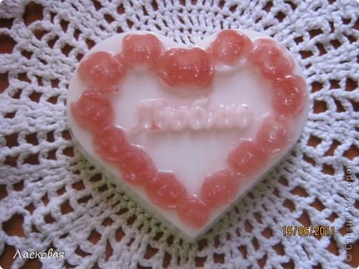 сердце с бантиком. масло- виноградное, запах - грейпфрут фото 4