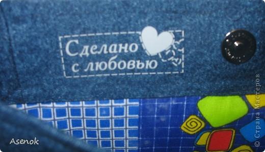 Заказали мне сумку для девочки 9 лет... и опять с котиком :)  Это был первоначальный вариант. фото 5