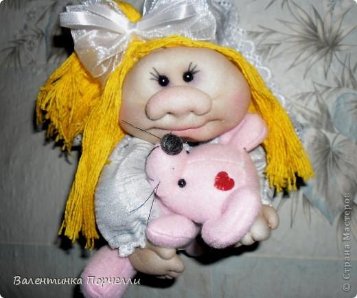 Машуля всегда хотела попика)))) фото 4