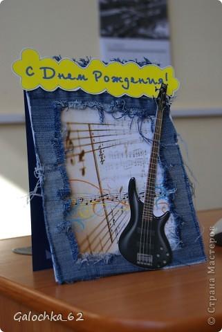 свадебная открыточка.  фото 2