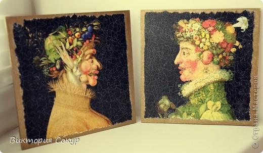 Картины Джузеппе Арчимбольдо!