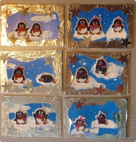 Это все мои пингвины! фото 1