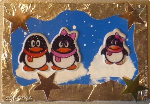Это все мои пингвины! фото 8