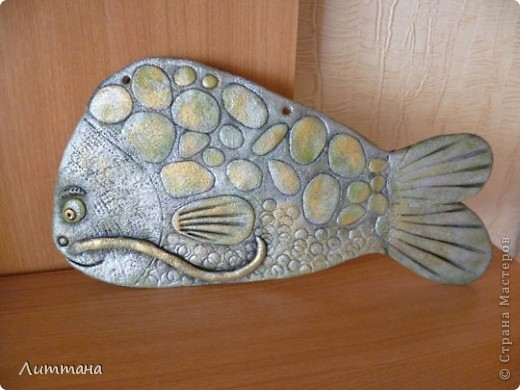 Подружка солнечному рыбу-выросла рыбка-ромашка. фото 3