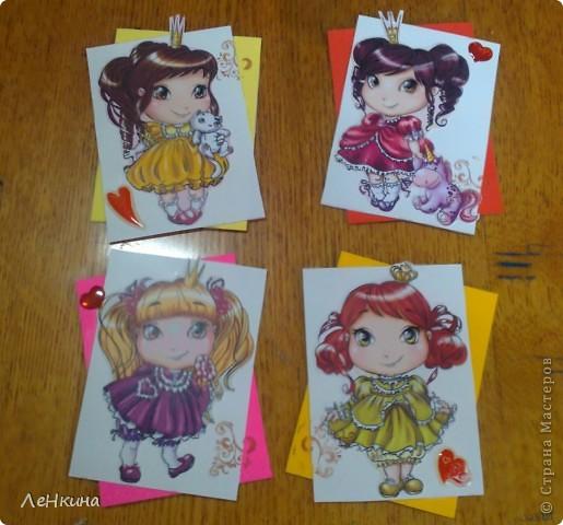 Вот и народилась новая серия АТС (мини-серия) Маленькие принцессы фото 1