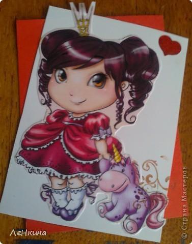 Вот и народилась новая серия АТС (мини-серия) Маленькие принцессы фото 3
