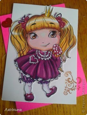 Вот и народилась новая серия АТС (мини-серия) Маленькие принцессы фото 4