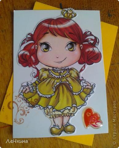 Вот и народилась новая серия АТС (мини-серия) Маленькие принцессы фото 5