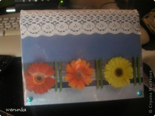 Мой первый альбом для карточек АТС. фото 1