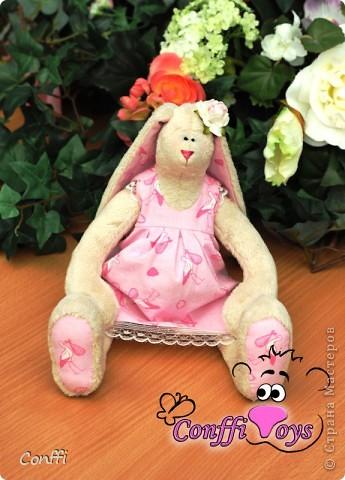 На днях сшила вот таких лапуль, ожидающих прибавление. Эти заи – оберег для беременных и талисман для тех кто хочет стать мамой. фото 4
