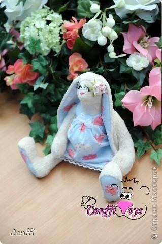 На днях сшила вот таких лапуль, ожидающих прибавление. Эти заи – оберег для беременных и талисман для тех кто хочет стать мамой. фото 8