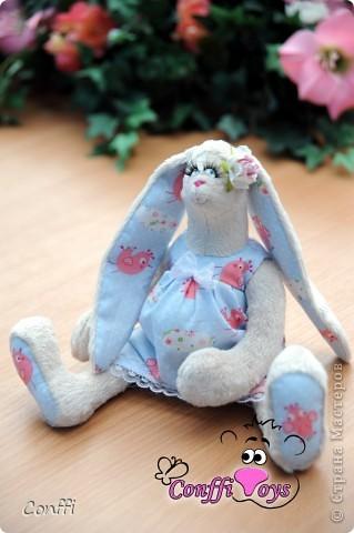 На днях сшила вот таких лапуль, ожидающих прибавление. Эти заи – оберег для беременных и талисман для тех кто хочет стать мамой. фото 9