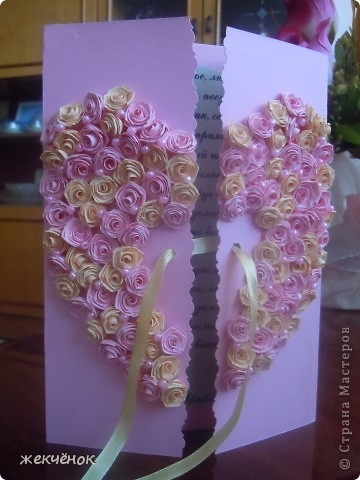 Делала на заказ!Вот в таком нежном розовом цвете! фото 2