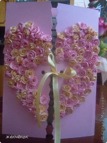 Делала на заказ!Вот в таком нежном розовом цвете! фото 1